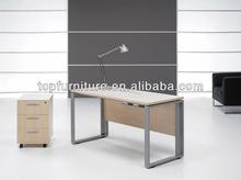 Melamine small executive office desk