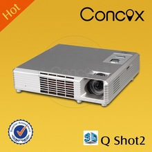 Concox Q shot2 HD new generation projector for home/ education/ business