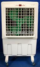 6000 M3/H portable floor standing air cooler breeze air evaporative cooler household evaporative air cooler