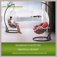 Outdoor metal hammock stand