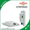 RJ45 10km 5.8ghz video transmitter for cctv monitoring