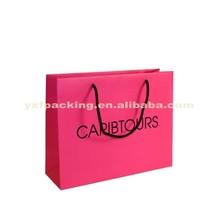 Guangzhou branded paper bag manufacturer