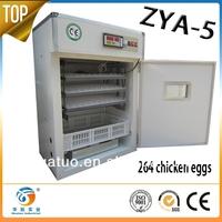 Hottest price pheasant incubator tunnel egg incubators for selling ZYA-5
