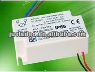 Waterproof constant current high power 10w led driver ip67