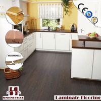 SH laminate flooring end cap