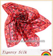 Fashion Design Small Size Custom Neckerchief