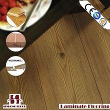 SH little embossment laminate flooring brown core