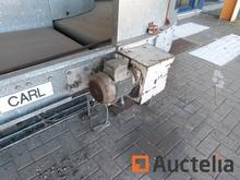 Conveyor Belt + Luggage Load Cells