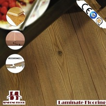 SH black color laminat flooring