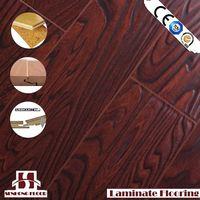 SH mdf e1 laminated flooring