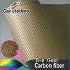 High Quality 1.52x30m Decorations Car Stickers Auto 3D Bubbl Roll