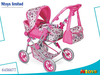 6456677 HOLIDAY TOYS STROLLER BABY TOY