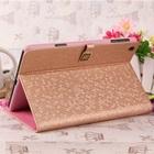 Luxury style book leather case for ipad mini 2
