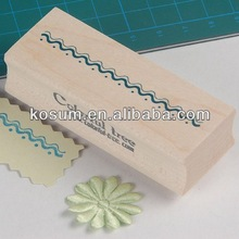 Wooden stamps Toy stamp for children