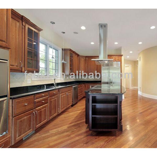 Am rique du standard d 39 armoires de cuisine avec des panneaux muraux d cor - Mur decoratif en mdf ...