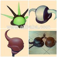 Vintage Helmet with Horns