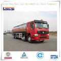 Sinotruk howo 8x4 camión tanque de aceite/camión tanque de aceite hidráulico