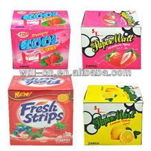 Bonbon candies export fresh strips