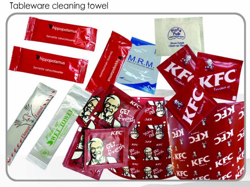 Alimentaire YUM / KFC / beurre / Margarine / Hamburger emballage papier fournisseur en chine