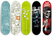 31*8 skateboard