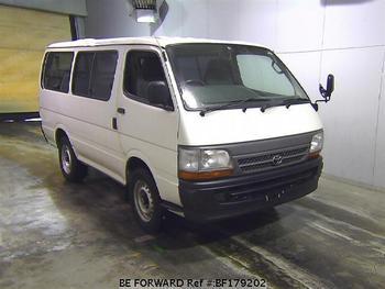 Hiace Van Toyota