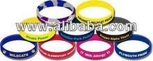 Silicon Wristbands