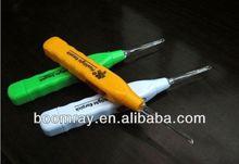 Led Flashlight Lighting Ear Pick silicone promotion gifts