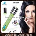 elétrico de cabelo alisador de ferro pente para cabelo liso