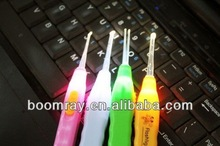 Led Flashlight Lighting Ear Pick promotion plastic gift