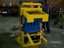 brick & block machine