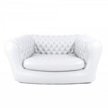 Inflatable White ChestAIRfield Sofa (Home & Garden)
