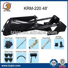 "KRM 220-48"" cylinder block dnb50"