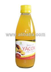 Sugar-free Organic Yacon Juice