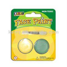 2 color face paint (4 boxed/blister)