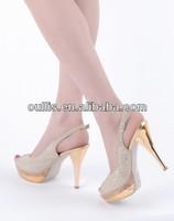 fashion women shoes 2013 high heel shoe lady sandal CP6323