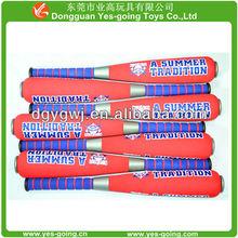 eva baseball bat/kids eva toy/foam baseball bat