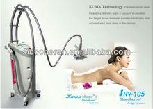 KUMA Shape ii Velashape V8 China Sincoheren body slimming shaping beauty equipment CE FDA companies rf system