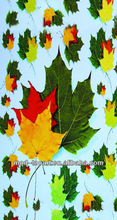 Fashion Painting leaves for room decor