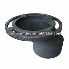 Toilet 4*4 inch No-Hub/2 inch Offset Cast Iron Roof/Floor Closet Flange Drain Strainer