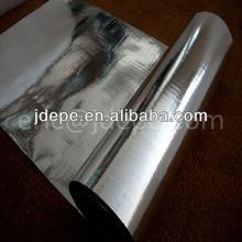 Aluminum Foil Radiant Barrier, Foil Water Vapor Barrier