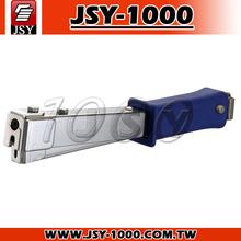 JSY-874 Heavy Duty Manual Hammer Tacker Staple Gun