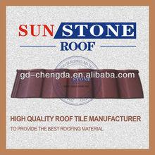 maroon roofing tiles/colored fiberglass asphalt shingles