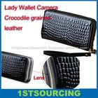 Lady Wallet Hidden Cameras , camera bag