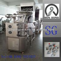SG5071 chinese medicine tea bag packing machine with pyramid bag