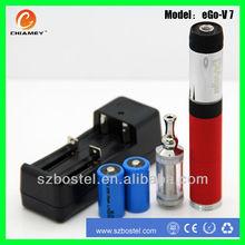 Quit smoking ego v v battery with big mech mode ego-v7 ,overcharge protection