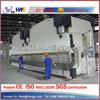 WC67K-160T/3200 Hand Folder,Manual Folder Box and Pan Brakes Machinery Manufactures