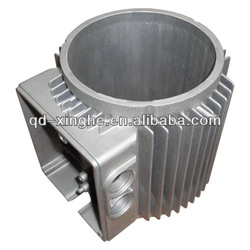 High Quality Die Casting Motor Shell