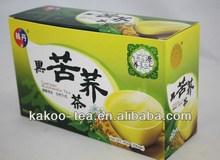 Organic natural roasted tartary buckwheat teabag