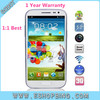 Full Package for Samsung S4 i9500 Android 4.2.1 MTK6589 Quad Core Smartphone with 5.0'' IPS HD Screen 3G WCDMA