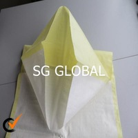 Hot sale 56x96 Viet Nam export PP woven bag with PE liner to Russia